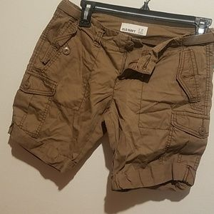 **2for$30**Old Navy Cargo shorts
